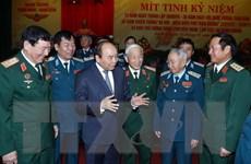 """Thủ tướng dự kỷ niệm chiến thắng """"Hà Nội-Điện Biên Phủ trên không"""""""