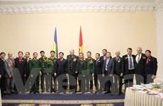 Kỷ niệm Ngày thành lập Quân đội Nhân dân Việt Nam tại Ukraine