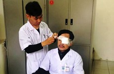 Thái Bình: Tạm giữ đối tượng đấm gãy xương sống mũi của bác sỹ