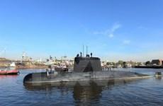 Tàu hải dương Mỹ ngừng tham gia tìm kiếm tàu ngầm Argentina mất tích