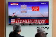 Mỹ-Nga nhất trí tiếp tục nỗ lực để giải quyết vấn đề Triều Tiên