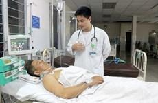 Đồng Nai: Cứu sống một bệnh nhân vỡ tim vì gặp tai nạn hy hữu