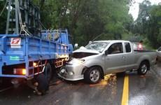 Thái Lan: Hơn 200 người chết vì tai nạn giao thông trong kỳ nghỉ lễ