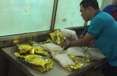Triệt phá đường dây ma túy cực lớn, thu giữ gần 14kg ma túy đá
