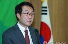 Trưởng đoàn đàm phán 6 bên của Hàn Quốc tới Mỹ bàn về Triều Tiên