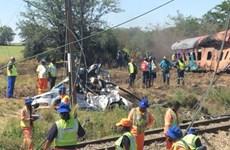 Lại xảy ra tai nạn tàu hỏa ở Nam Phi khiến 200 người bị thương