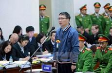 Trịnh Xuân Thanh chối bỏ trách nhiệm trong việc xin tiền tạm ứng