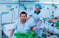 Đà Nẵng: Cứu sống bệnh nhân bị tức ngực dữ dội rồi ngưng tim