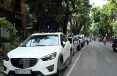 Hà Nội cấm Uber, Grab hoạt động ở 13 tuyến phố trong giờ cao điểm