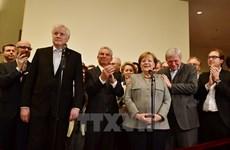 Đức: CDU/CSU và SPD đạt thỏa thuận về đàm phán thành lập liên minh