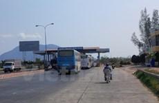 Bình Thuận: Xả trạm thu phí Sông Phan để giải tỏa ùn tắc giao thông