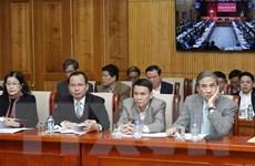 Hội nghị Ban Chấp hành lần thứ mười Đảng bộ Khối các cơ quan TW