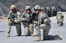 """Quân đội Mỹ diễn tập """"rất nghiêm túc"""" kịch bản xung đột với Triều Tiên"""