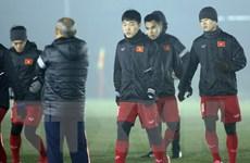 Vòng chung kết U23 châu Á: Tiền đạo Văn Toàn đánh giá cao U23 Syria