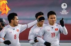 Cầu thủ Qatar bất ngờ trước lối chơi máu lửa của U23 Việt Nam