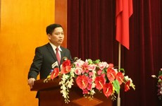 Ông Nguyễn Long Hải được bầu làm Phó Chủ tịch UBND tỉnh Lạng Sơn