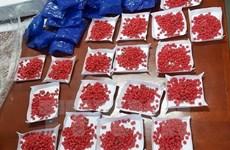 Phạt tù các đối tượng vận chuyển trái phép 4.000 viên ma túy