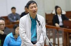 Trịnh Xuân Thanh bị Viện Kiểm sát đề nghị mức án tù chung thân