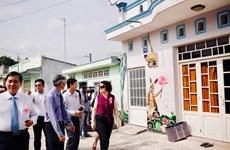 Khánh thành làng bích họa Australia-Việt Nam tại tỉnh Đồng Tháp