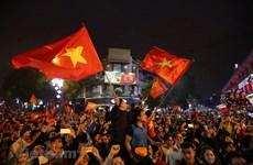 Đội tuyển U23 Việt Nam - nhà vô địch trong lòng người Việt ở Mỹ