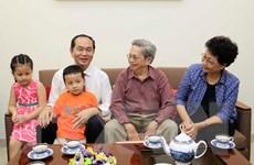 Chủ tịch nước: Làm tốt hơn nữa việc chăm lo đời sống người dân