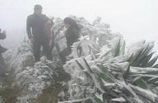 Đảm bảo an toàn cho du khách lên ngắm băng tuyết ở Mẫu Sơn