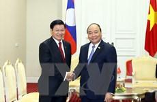 Phát triển sâu rộng và hiệu quả quan hệ đặc biệt Việt Nam-Lào
