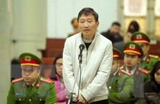 """Viện Kiểm sát: Đủ căn cứ truy tố Trịnh Xuân Thanh tội """"tham ô tài sản"""""""