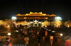 Huế được công nhận là Thành phố du lịch sạch của khu vực ASEAN