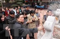 Khởi công xây công trình Nhà tưởng niệm đồng chí Nguyễn Đức Cảnh