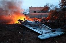 Nga tấn công trả đũa lực lượng phiến quân ở Idlib thuộc Syria
