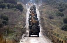 Thủ tướng Thổ Nhĩ Kỳ biện minh cho chiến dịch quân sự ở Syria