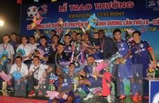 Đánh bại Vasco da Gama, Becamex Bình Dương đoạt BTV Cup 2018