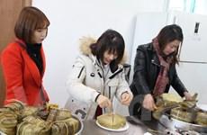 Mang Tết đến với người Việt tại thành phố Hwaseong của Hàn Quốc