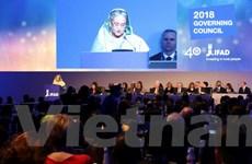 Việt Nam tham dự Hội nghị lần thứ 41 của Hội đồng Quản trị IFAD
