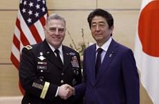 Nhật Bản và Mỹ khẳng định hợp tác trong vấn đề Triều Tiên