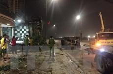 35 vụ tai nạn giao thông làm 24 người chết trong ngày mùng 4 Tết
