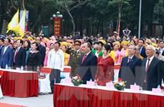 Thủ tướng dâng hương kỷ niệm 229 năm Chiến thắng Ngọc Hồi-Đống Đa