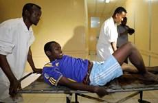 Đánh bom xe liều chết gần Phủ Tổng thống Somalia ở Mogadishu