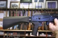 Tổng thống Mỹ Donald Trump công bố ý tưởng về việc kiểm soát súng đạn