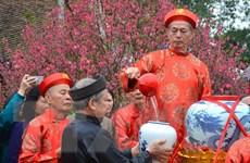 Lễ Khai ấn đền Trần: Tăng cường 2.000 cán bộ, chiến sỹ đảm bảo an ninh