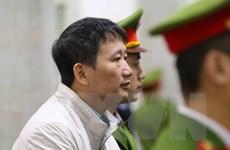 Vụ tham ô tài sản tại PVP Land: Trịnh Xuân Thanh kháng cáo, kêu oan