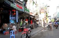 Vẫn thiếu bền vững trong việc lập lại trật tự vỉa hè ở TP. Hồ Chí Minh