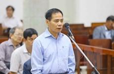 Hà Nội: Xét xử 9 bị cáo trong vụ vỡ đường ống nước sông Đà
