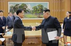 Hai miền Triều Tiên nhất trí tổ chức hội nghị thượng đỉnh vào tháng Tư