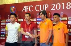 AFC Cup 2018: Sông Lam Nghệ An và Persija Jakarta chia điểm