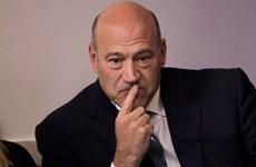 Phản đối áp thuế nhập khẩu, cố vấn kinh tế Mỹ Gary Cohn từ chức
