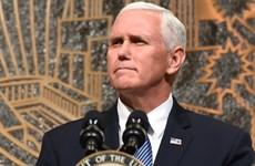 Phó Tổng thống Mike Pence: Mỹ tiếp tục duy trì áp lực với Triều Tiên