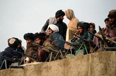 Taliban chấp nhận đề nghị đối thoại của Tổng thống Afghanistan
