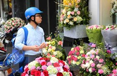 Ngày 8/3: Hà Nội có mưa dông, nhiệt độ thấp nhất là 15 độ C